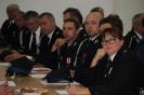 Uroczysta narada dla Prezesów i Naczelników jednostek OSP powiatu oleskiego
