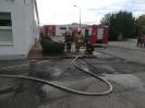 Pokaz - ewakuacja zakładu na wypadek pożaru