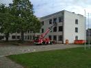 Ćwiczenia - Ewakuacja szkoły SP2 w Oleśnie