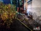 Dobrodzień pożar w kotłowni budynku wielorodzinnego