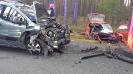 Grożny wypadek na trasie Olesno - kolinia Biskupska_4