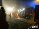 Olesno pożar kotłowni w budynku jednorodzinnym