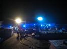 Pożar budynku w Dobrodzieniu 9.12.2014 r._5