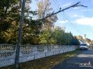 Drzewo przewróciło się na linię energetyczną